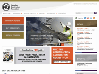 Détails : ACC - Association canadienne de la construction