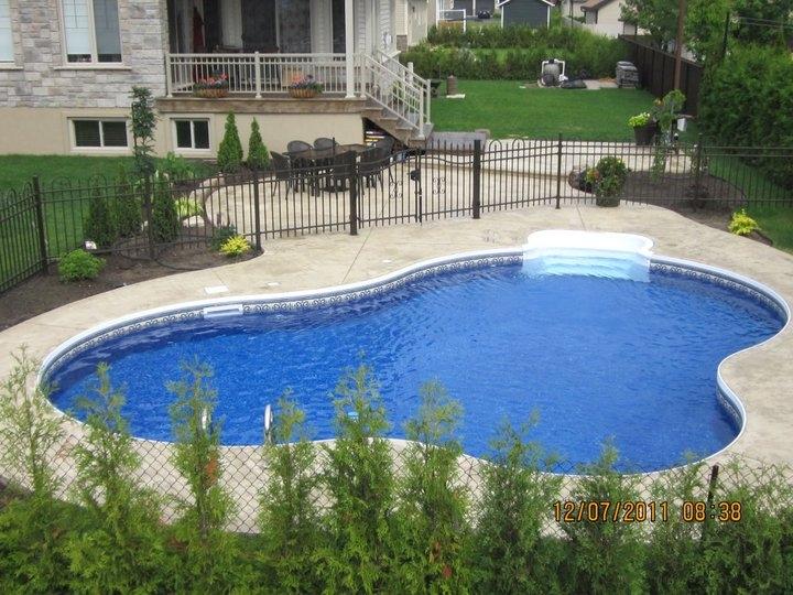 B ton gl b ton estamp saint cyrille de wendover 819 473 for Ciment pour piscine