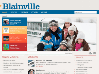 Ville de Blainville - Site web officiel