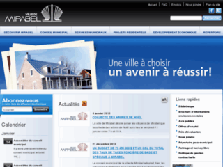 Ville de Mirabel - Site web officiel
