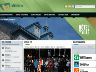 Ville de Mascouche - Site web officiel