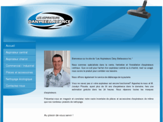 Les aspirateurs Dany Bellavance Inc - Vente et installation