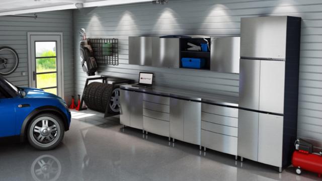 Garage shine 9322 1901 qc inc st jean sur richelieu 438 350 7443 for Rangements garage saint paul