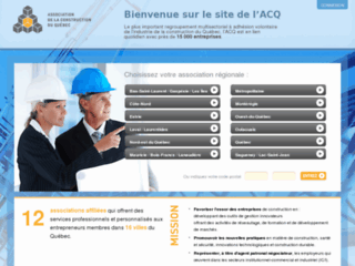 ACQ - L'Association de la construction du Québec