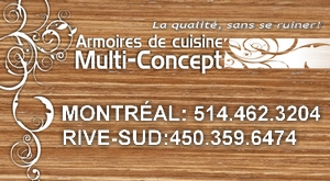 Armoires de cuisine multi concept armoire de cuisine for Meuble accent st jean sur richelieu