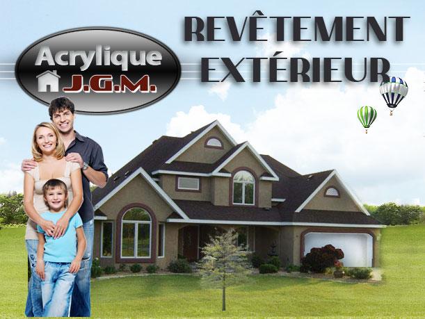 Acryliquejgm rev tement ext rieur enduit d 39 acrylique for Enduit acrylique exterieur