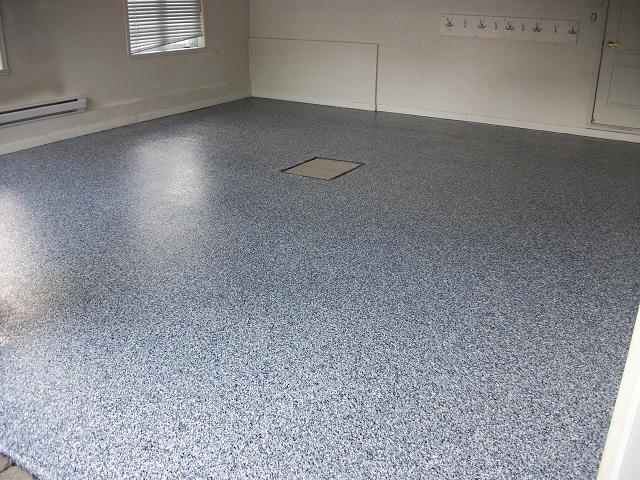 Peinture garage beton excellent dalle beton plancher for Garage de la zone