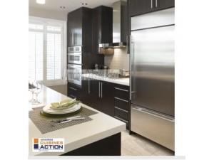 Cuisine salle de bain armoires comptoirs cuisines for Armoire cuisine action boucherville