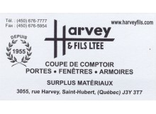 Harvey & fils ltee